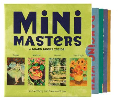 Mini Masters By Merberg, Julie/ Bober, Suzanne